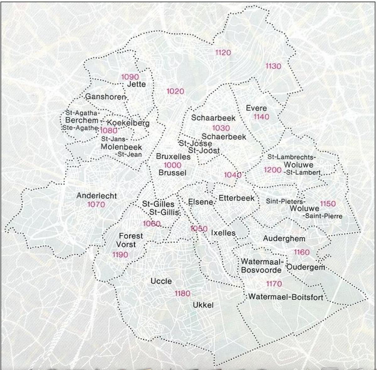 Mapas De Bruselas Mapas De Transporte Y Mapas Turísticos De Bruselas En Bélgica